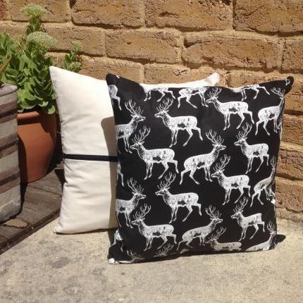 Deer Cushion Cover