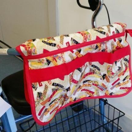 Walker Bag (Red)