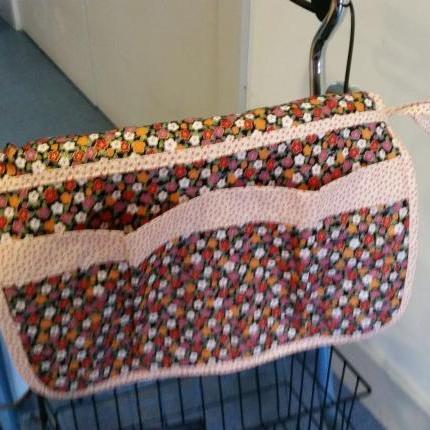 Walker Bag (Floral)